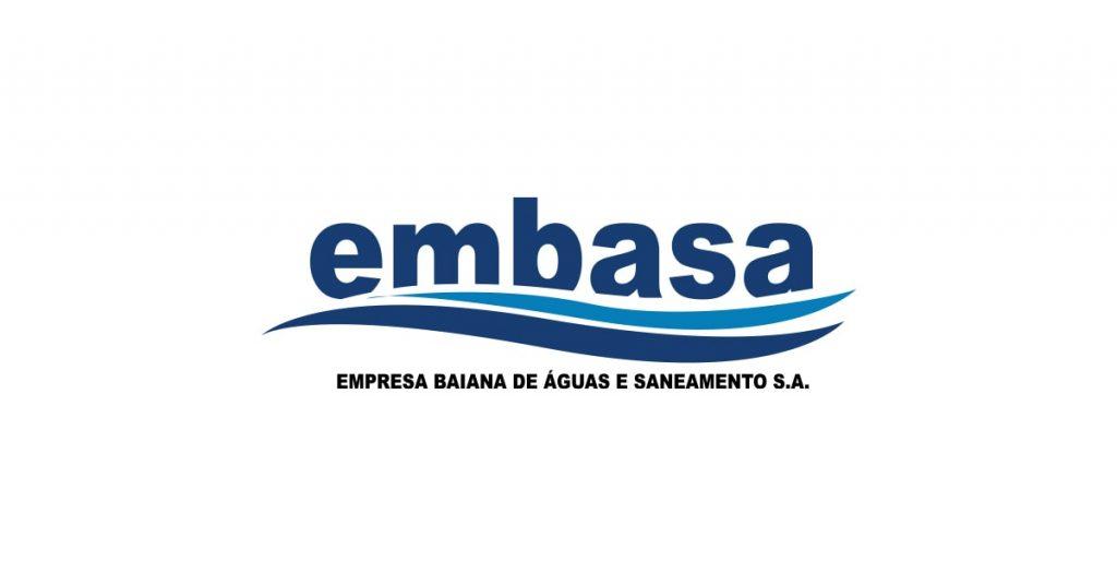 Logo Embasa